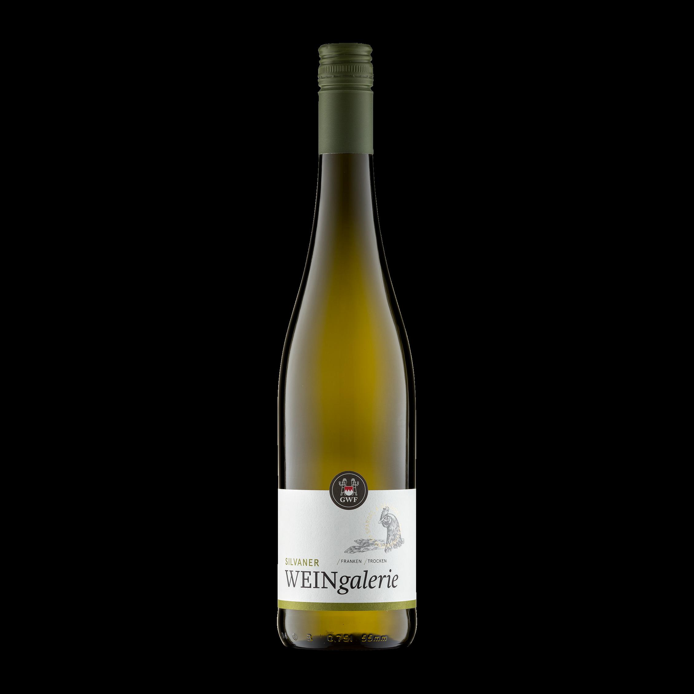 WeinGalerie Silvaner trocken