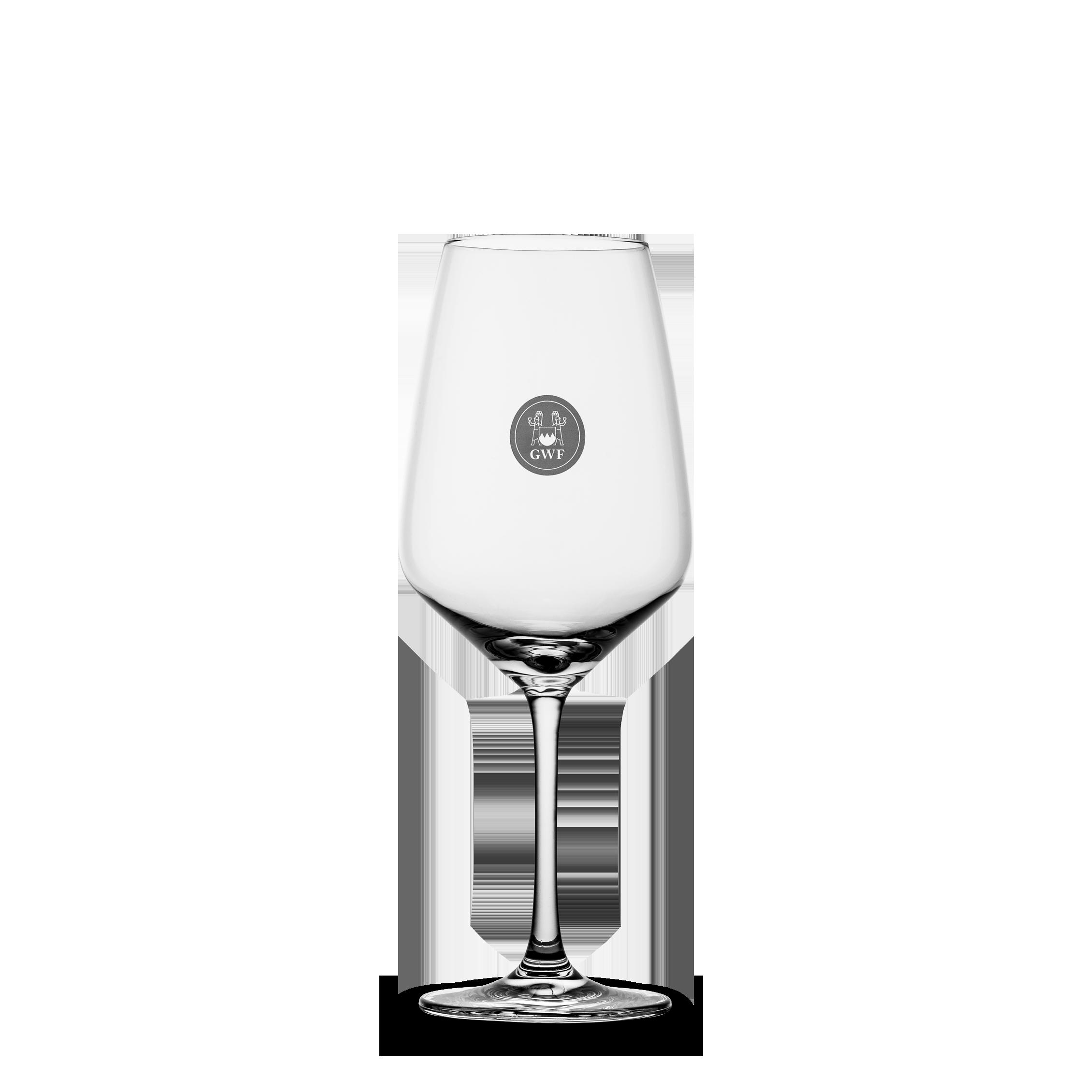 Rotweinglas 1