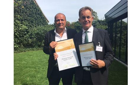 Auszeichnung Meininger Verlag