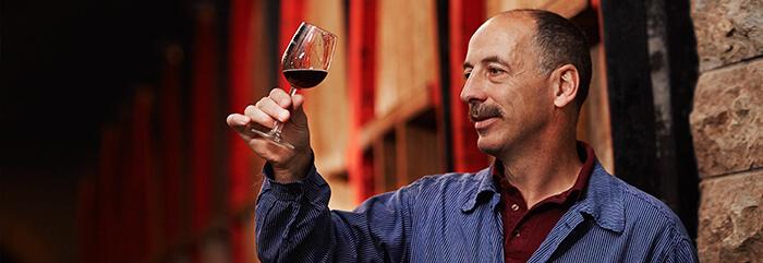 Holz und Wein