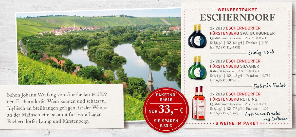 Weinfest Escherndorf