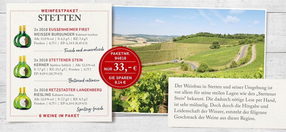 Weinfest Stetten