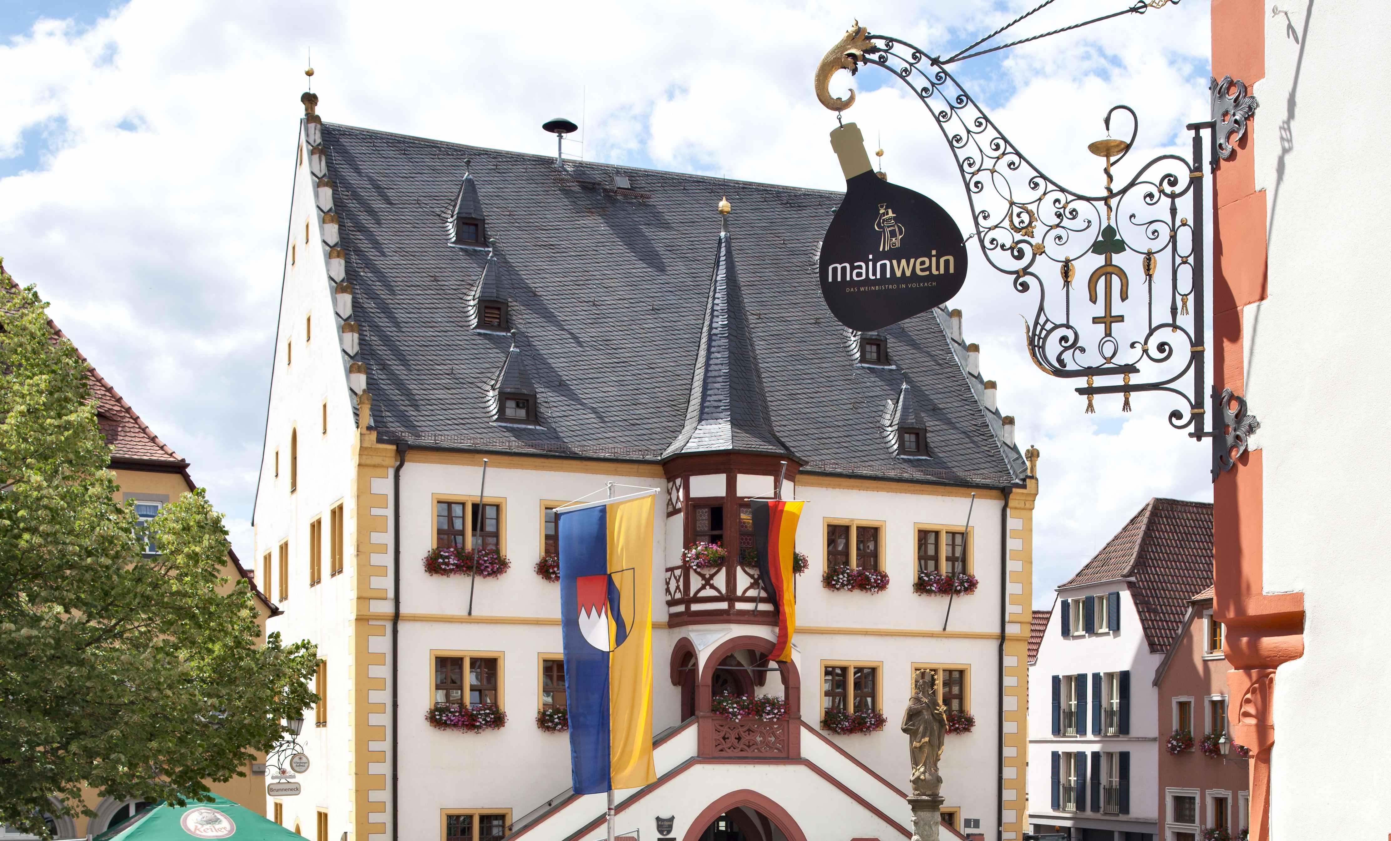 Mainwein Weinbistro Volkach