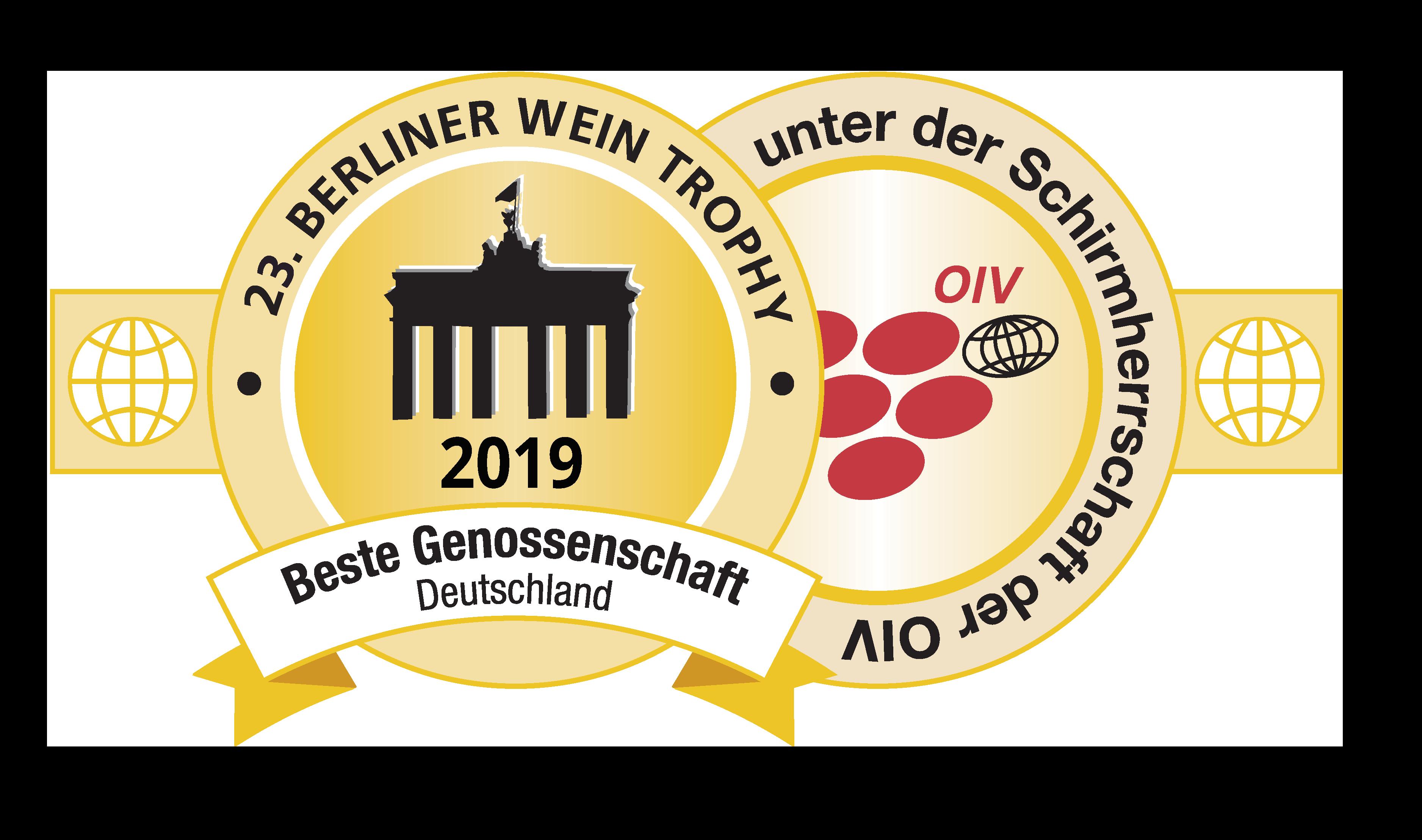 Auszeichnung als Beste Genossenschaft Deutschlands