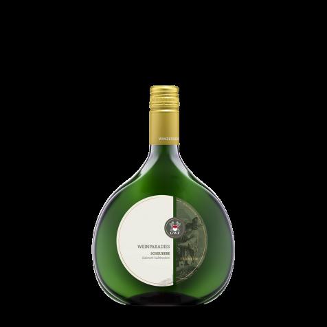 Weinparadies Scheurebe halbtrocken Scheurebe halbtrocken