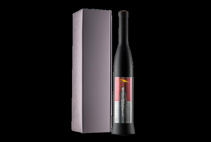 Weinaperitif rot im Präsentkarton