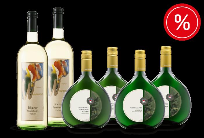 Weinparadies Probepaket