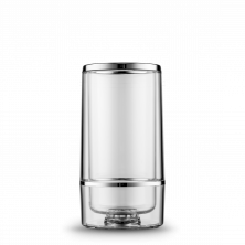 Flaschenkühler Torrafal 1ltr. transparent mit
