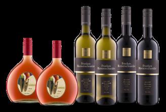 Bio-Weinpaket von der GWF Kitzingen