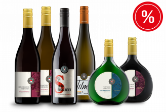 Einfach Burgundervoll Weinpaket