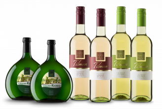 Spargel-Weinpaket