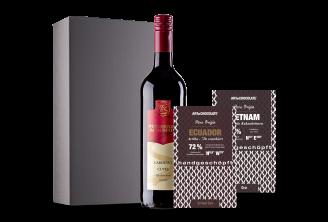 Wein und Schokolade von GWF Kitzingen und Art of Chocolate