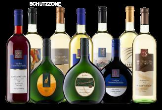 Weinfest-Paket mit 2 Gläsern gratis
