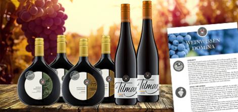 Weinpaket Domina Frankenwein