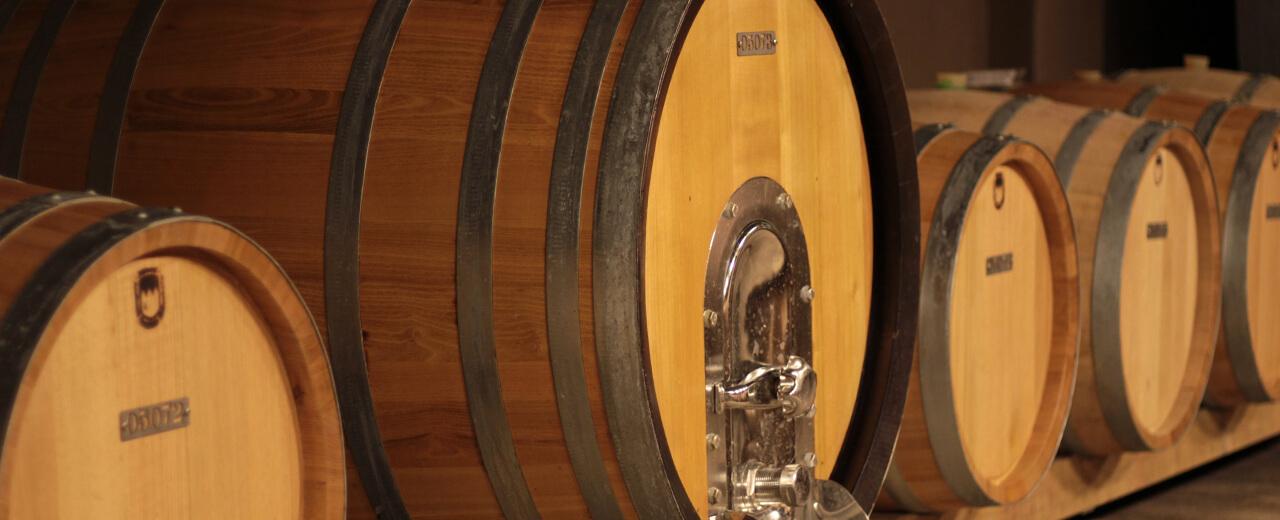 Fasszination Rotwein