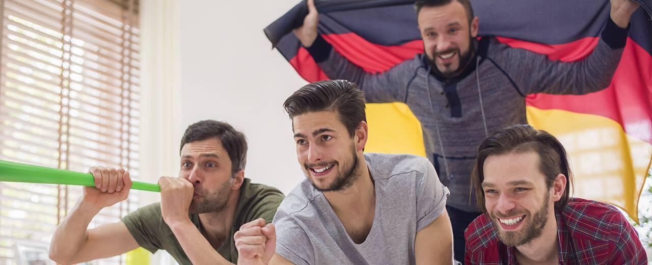 EM-Fußballabend