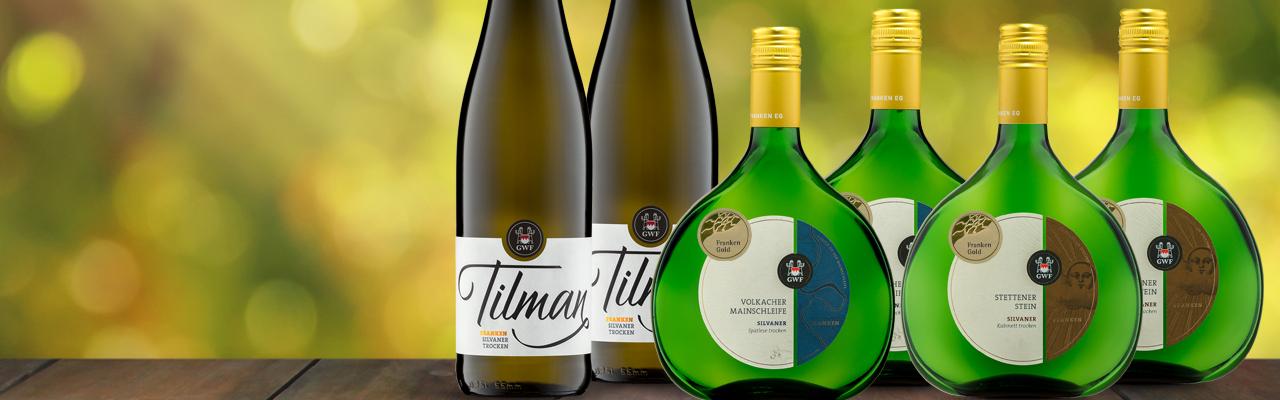Entdecken Sie Frankenwein-Probepakete aus Franken