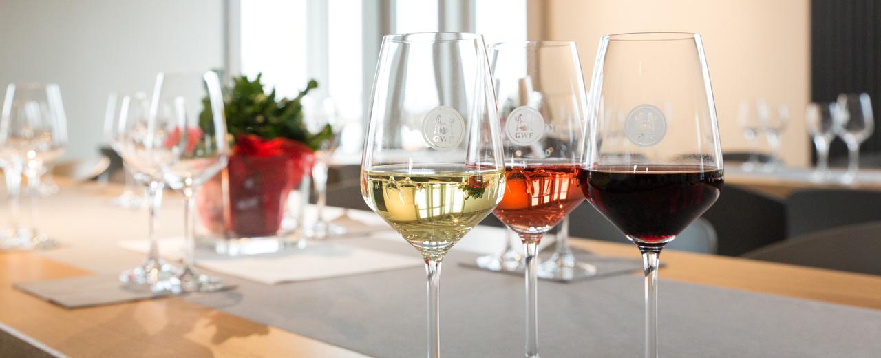 Machen Sie Ihre Weinprobe bei uns!