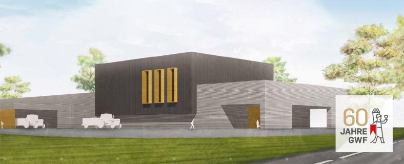 Neue GWF-Kelterstation in Kitzingen