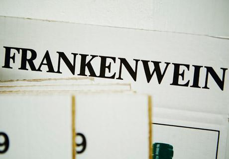 Frankenweine der Franken Vinothek bequem online bestellen