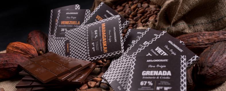 Wein und Schokolade - GWF Kitzingen und Art of Chocolate