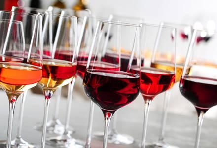 Weinproben in der Winzergemeinschaft Franken