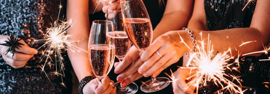 Frankenwein oder Silvaner-Sekt im Bocksbeutel - perfekt zum Feiern!